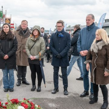 Befreiungsfeier Mauthausen 2019 © MKÖ/Jacqueline Godany